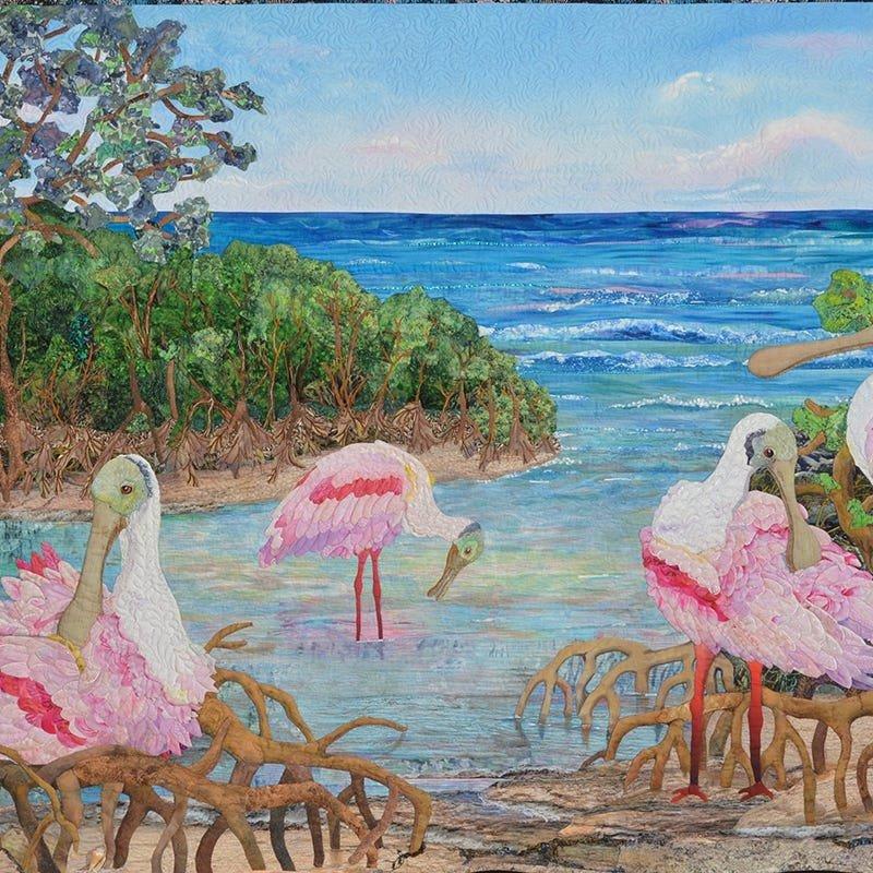 Birds in the Bay